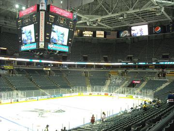nhl in wisconsin bradley center