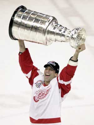 nhl in wisconsin Chris Chelios